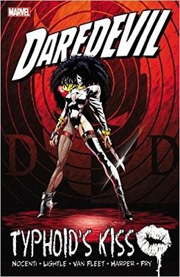 Daredevil: Typhoids Kiss TP