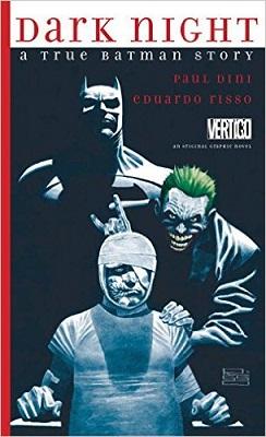 Dark Knight: A True Batman Story HC (MR)
