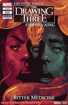 The Dark Tower: The Drawing of the Three: Bitter Medicine (2016) Complete Bundle - Used