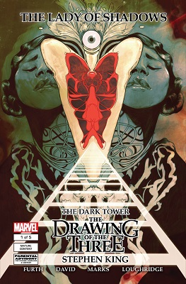 The Dark Tower: The Drawing of the Three: The Lady of Shadows (2015) Complete Bundle - Used