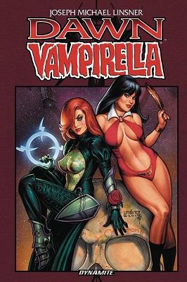 Dawn Vampirella HC