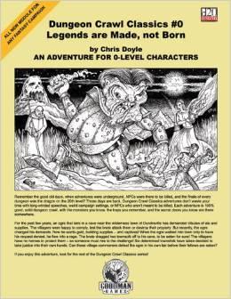 Dungeon Crawl Classics no. 0