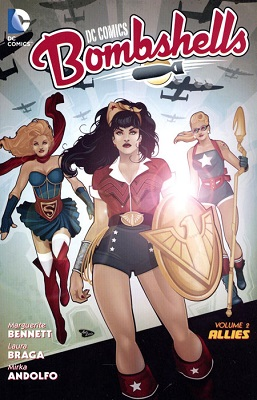 DC Comics: Bombshells: Volume 2 TP