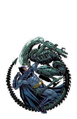 DC Comics Dark Horse: Aliens TP