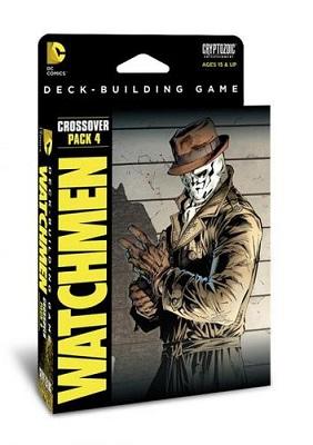 DC Comics Deck Building Game: Crossover Pack 4: Watchmen Expansion