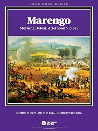 Folio: Marengo Morning Defeat, Afternoon Victory