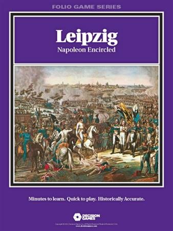 Folio: Leipzig Napoleon Encircled