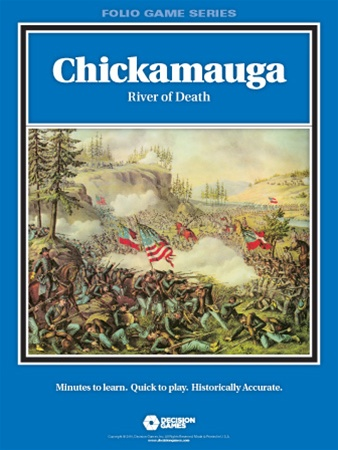 Folio: Chickamauga: River of Death