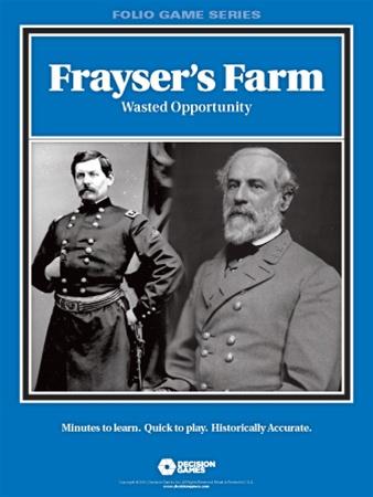 Folio: Fraysers Farm: Wasted Opportunity