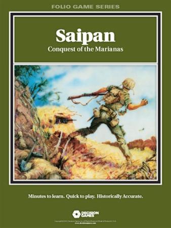 Folio: Saipan: Conquest of the Marianas