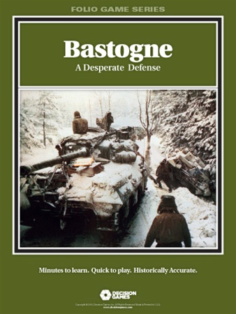 Folio: Bastogne: A Desperate Defense