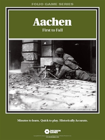 Folio: Aachen: First to Fall