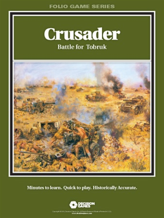 Folio: Crusader: Battle for Tobruk