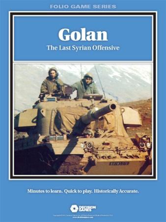Folio: Golan: The Syrian Offensive