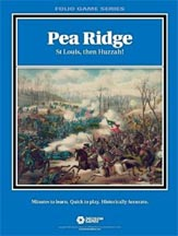 Folio: Pea Ridge: St Louis, then Huzzah