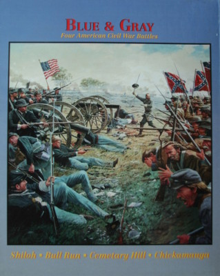 Blue and Gray: Four American Civil War Battles