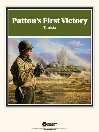 Pattons First Victory: Tunisia