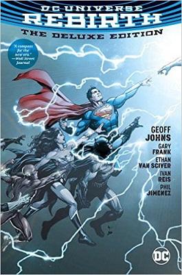 DC Universe Rebirth Deluxe Ed. HC