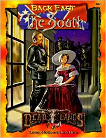 Deadlands: Back East the South - Used