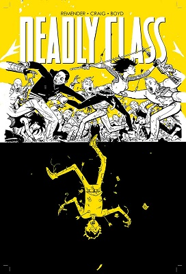 Deadly Class: Volume 4: Die for Me TP (MR)
