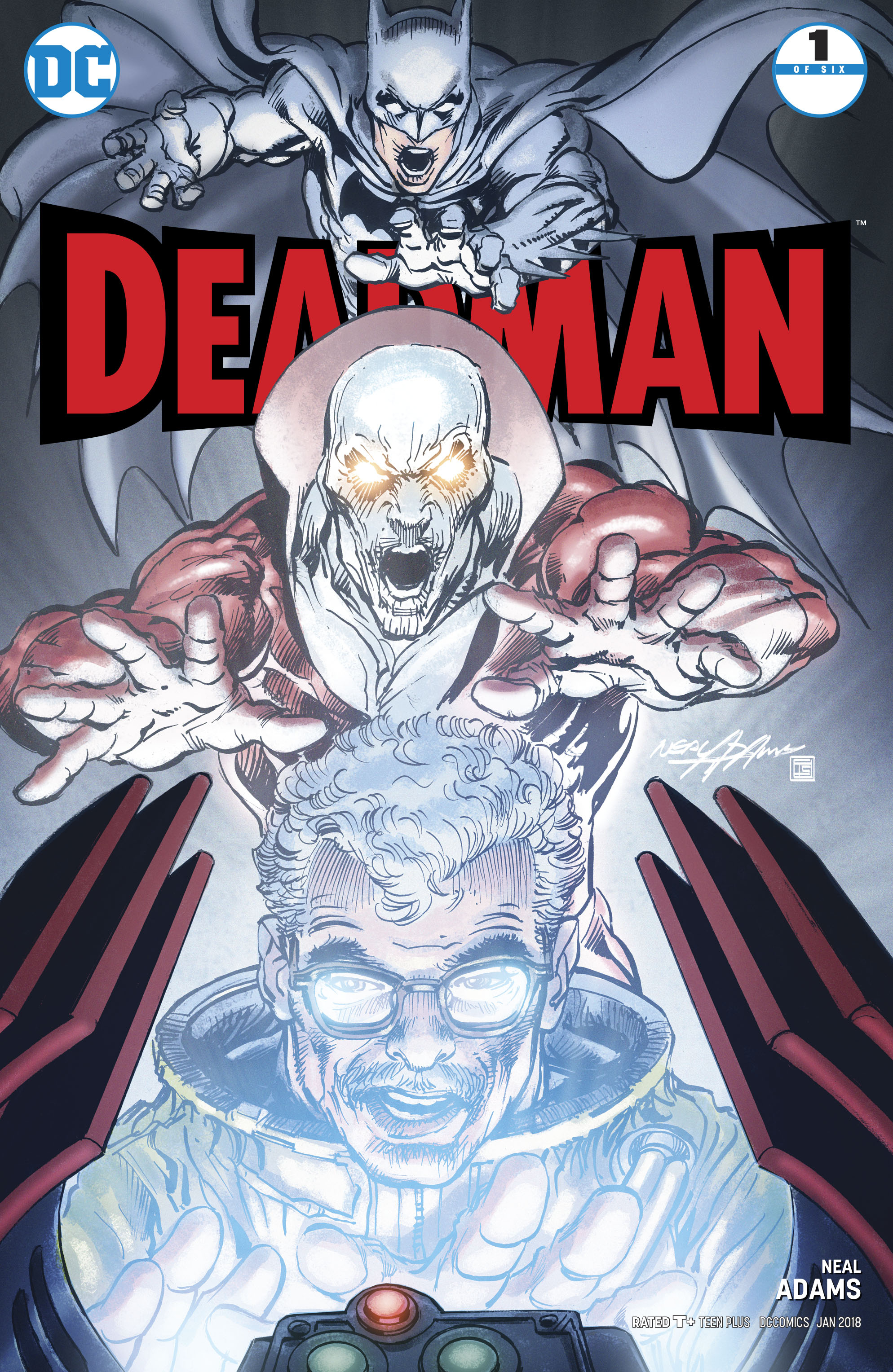 Deadman (2017)  Complete Bundle- Used