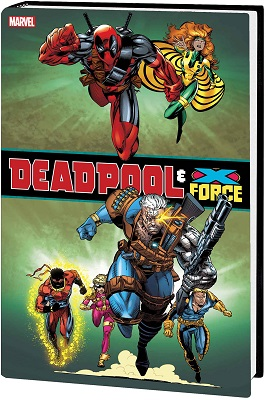 Deadpool and the X-Force HC
