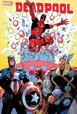 Deadpool by Daniel Way Omnibus: Volume 1 HC
