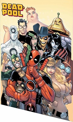 Deadpool Classic: Volume 15: All Rest TP