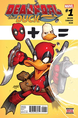 Deadpool the Duck Complete Bundle - Used