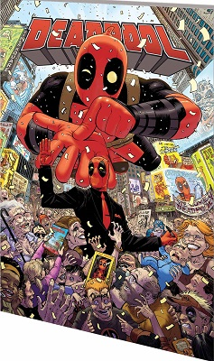 Deadpool: Volume 1: Millionaire With a Mouth TP