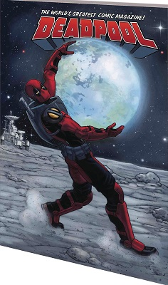 Deadpool: Volume 9: Deadpool in Space TP