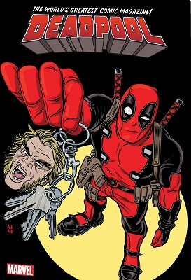 Deadpool: Volume 2 HC (Worlds Greatest Comic Magazine)
