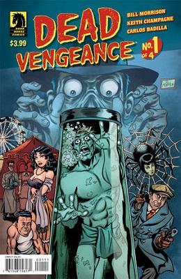 Dead Vengeance (2015) Complete Bundle - Used