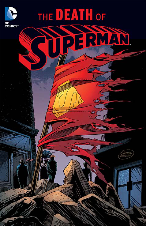 Superman: The Death of Superman TP
