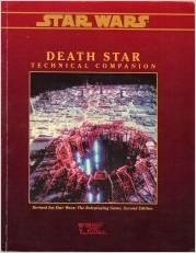 Star Wars RPG: Death Star Technical Companion - Revised Ed - Used