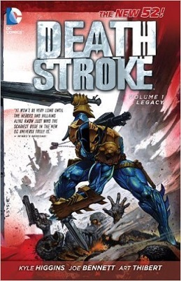 Deathstroke: Volume 1: Legacy TP (2014 Series)