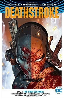 Deathstroke: Volume 1: The Professional TP - Used