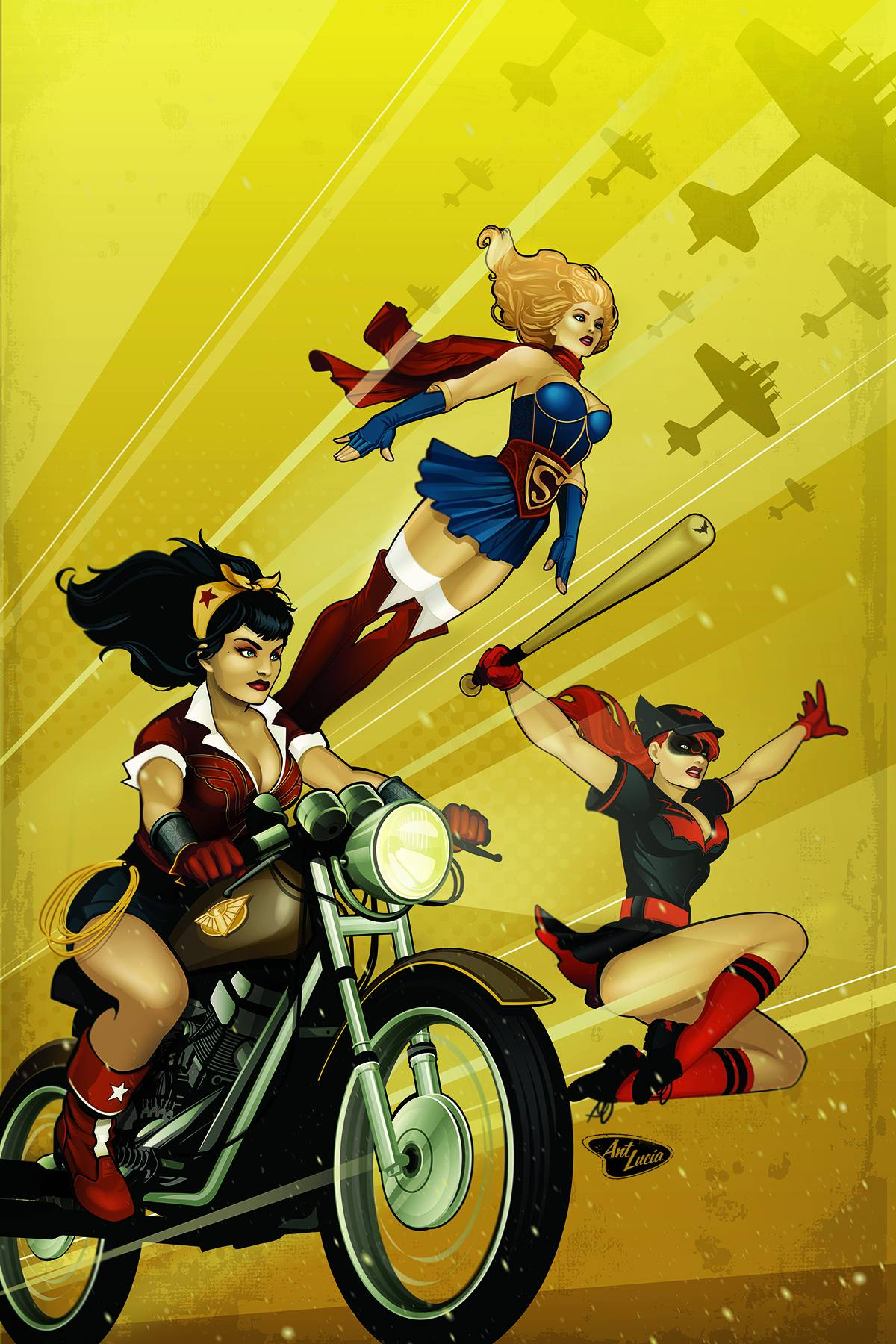 DC Comics: Bombshells: Volume 1: Enlisted TP