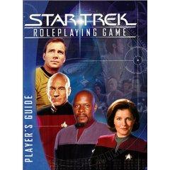 Star Trek RPG: Players Guide - Used