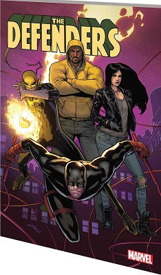 Defenders: Volume 1: Diamonds Are Forever TP