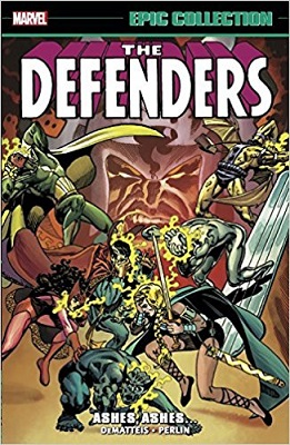 Defenders Epic Collection: Ashes Ashes TP