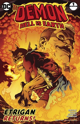 Demon: Hell is Earth (2017) Complete Bundle - Used