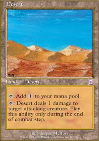 Desert  - (Arabian Nights)