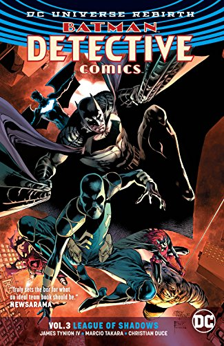 Detective Comics: Volume 3: League of Shadows TP