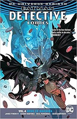 Detective Comics: Volume 4: Deus Ex Machina TP