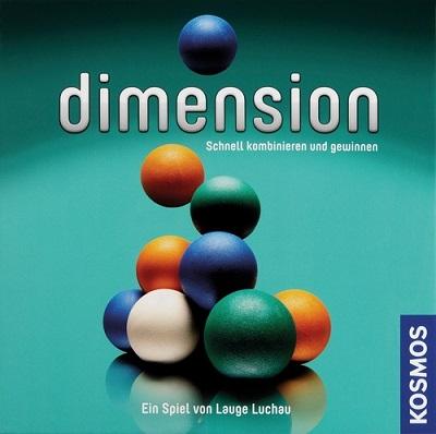 Dimension Board Game