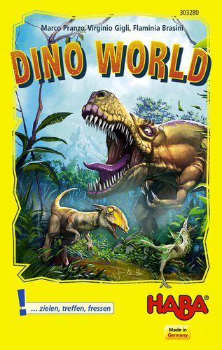 Dino World Board Game