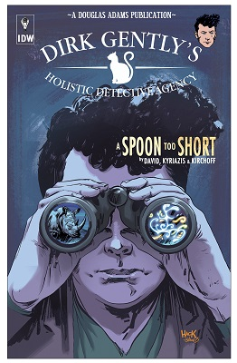 Dirk Gentlys Holistic Detective Agency: Volume 1: A Spoon Too Short TP
