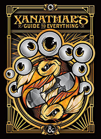 Dungeons and Dragons 5th Ed: Xanathars Guide to Everything Limited Edition