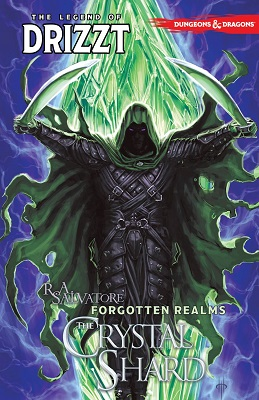 Dungeons and Dragons: Legend of Drizzt: Volume 4: Crystal Shard TP